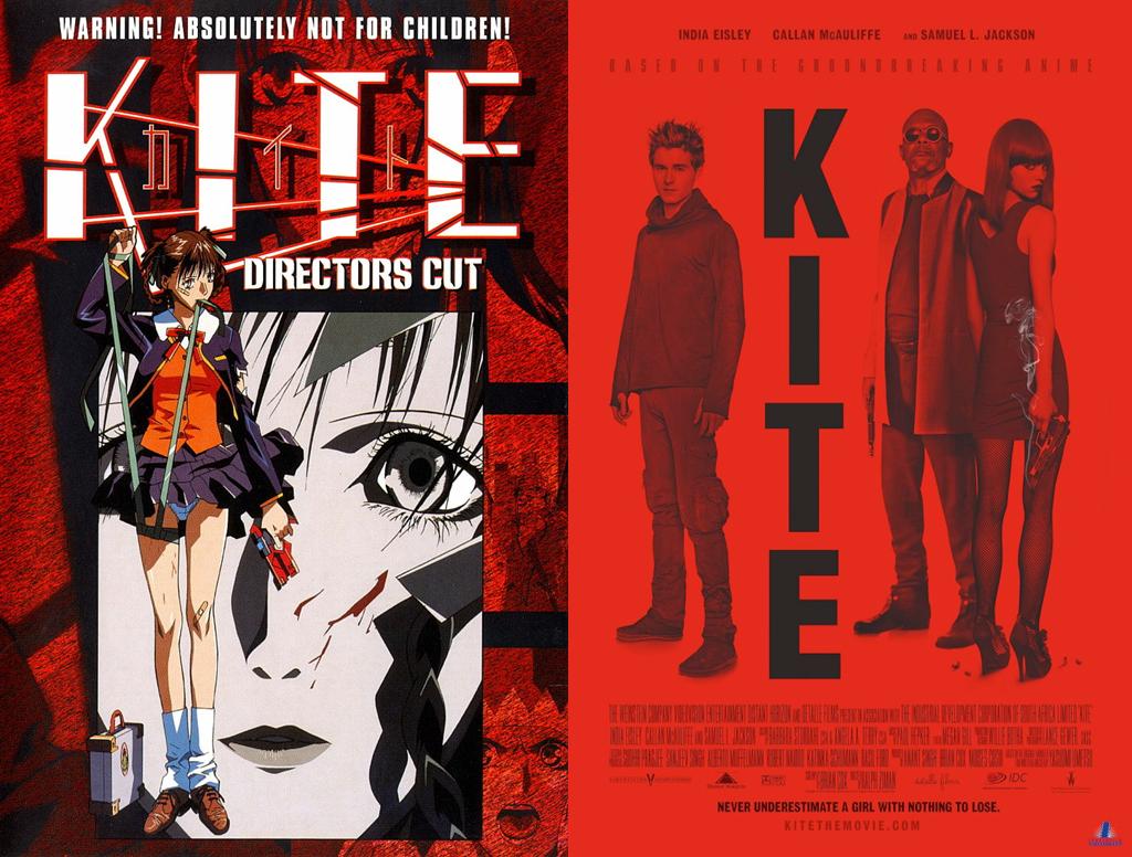 Kite Anime&movie