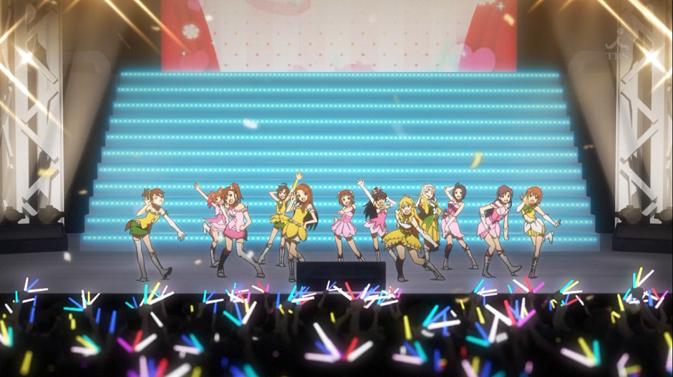 Idolm@ster Cast on Stage