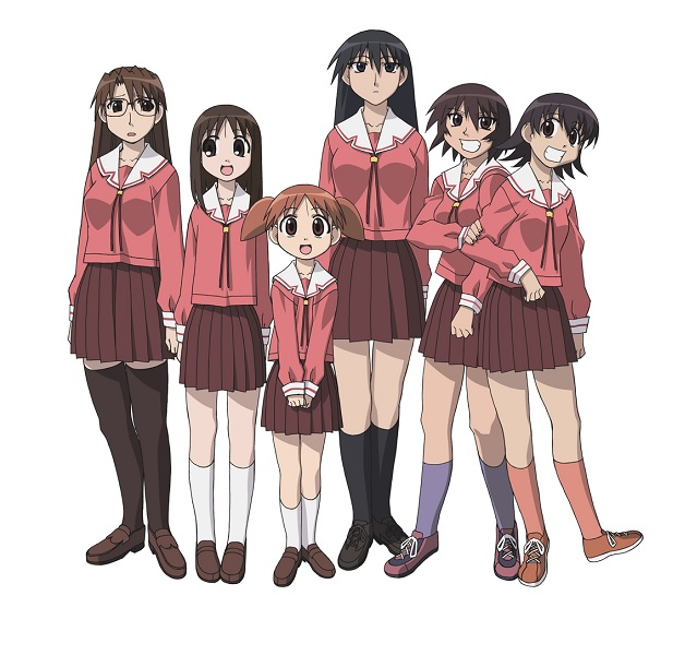Azumanga Daioh The Animation