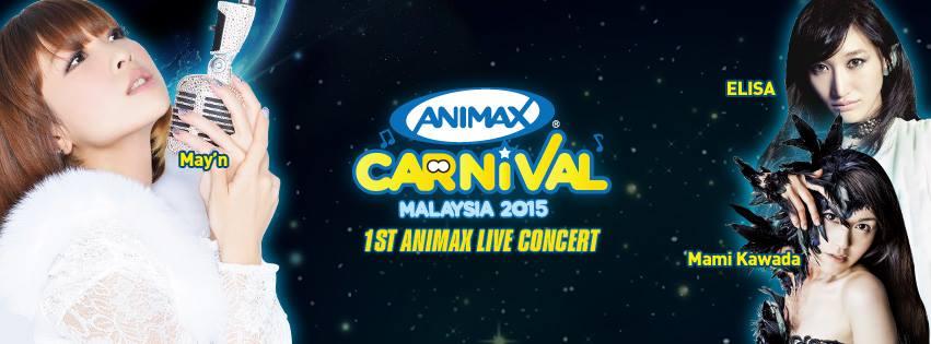 Animax 2015 Anisong