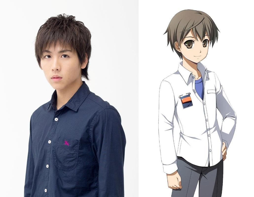 IkeokaRyosuke as Satoshi