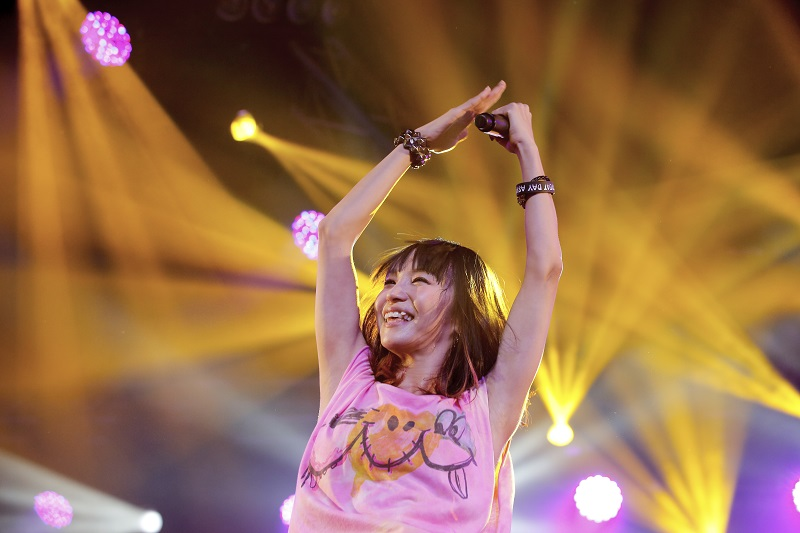AFA2014 - I Love Anisong - LiSA 2 - w