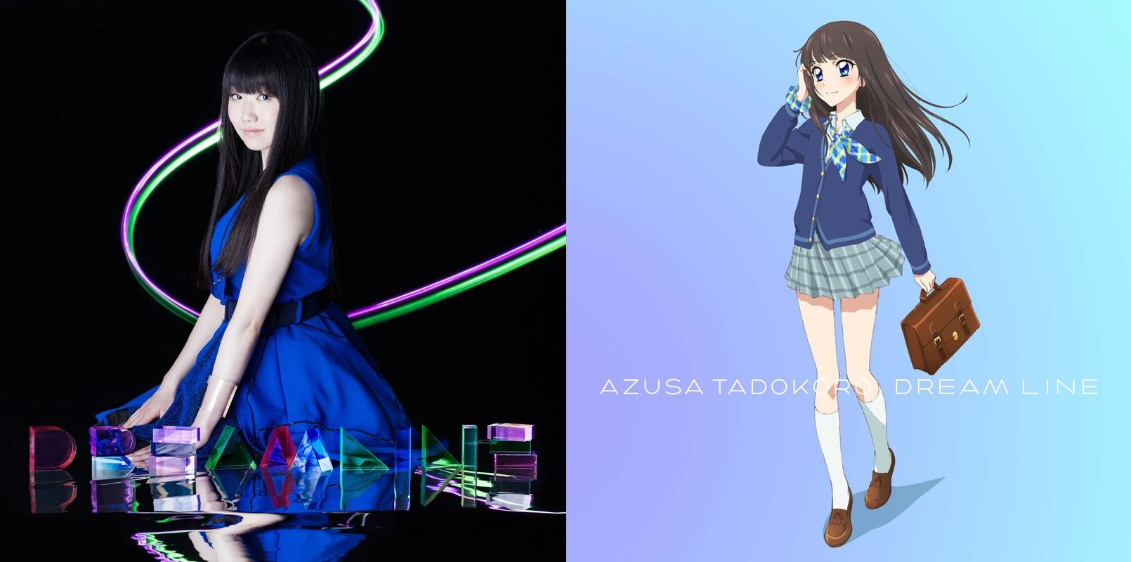Azusa_Tadokoro single