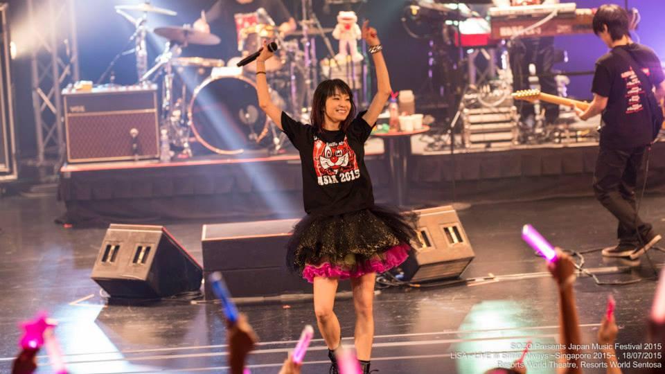LiSA Concert End (5)