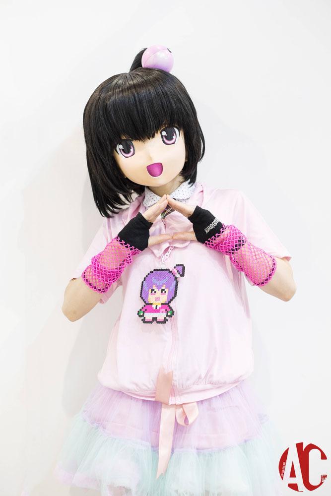 Momochi Minami AniCrush!!!  (1)