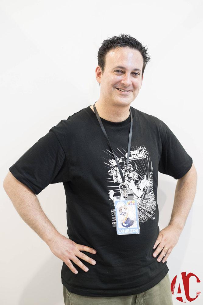Xavier Bensky AniCrush!!!