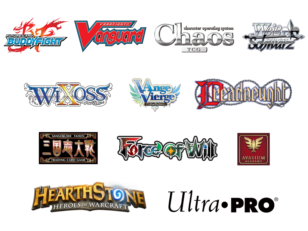 Brands in Card Game Asia